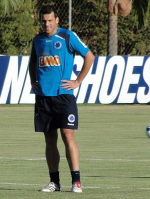 Bobô, atacante do Cruzeiro (Foto: Leonardo Simonini/Globoesporte.com)
