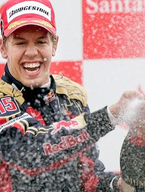 Vettel carreira (Foto: Divulgação)