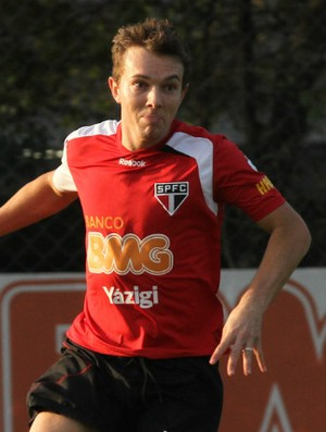 Dagoberto, do São Paulo (Foto: Luiz Pires/VIPCOMM)