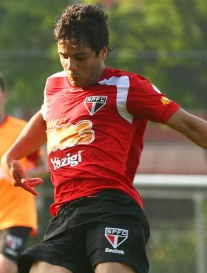 Henrique, do São Paulo (Foto: Luiz Pires/VIPCOMM)