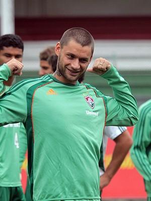 rafael sobis fluminense (Foto: Ralff Santos/FluminenseF.C.)