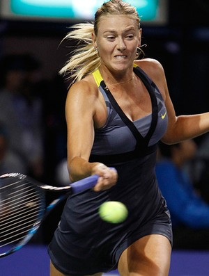 tênis sharapova pan pacific (Foto: Agência AP)