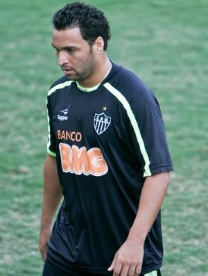 Daniel Carvalho no treino do Atlético-MG (Foto: Bruno Cantini / Site oficial Atlético-MG)