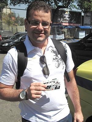 torcedor vasco ingresso (Foto: Fábio Leme / Globoesporte.com)