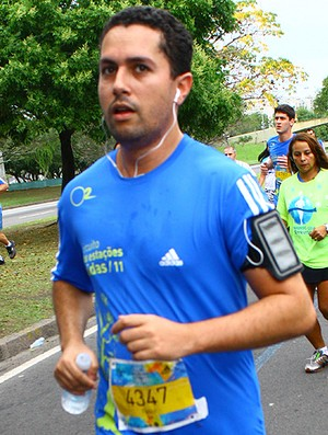 Corrida de rua aposta (Foto: Arquivo Pessoal)
