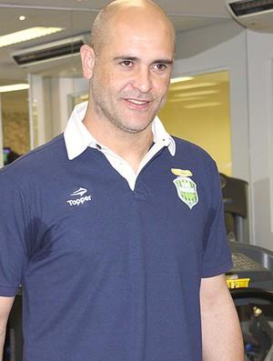 Marcos Palmeiras (Foto: Wagner Eufrosino / Globoesporte.com)