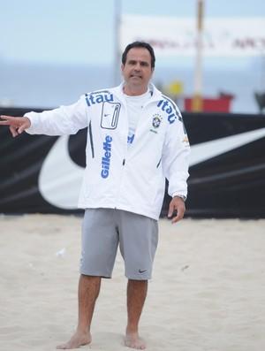 Alexandre Soares seleção brasileira de futebol de areia (Foto: CBBS / Diego Mendes)