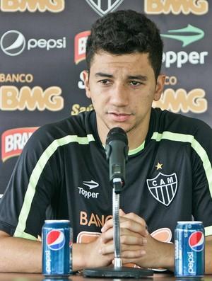 Renan Oliveira, meia do Atlético-MG (Foto: Bruno Cantini / Site oficial do Atlético-MG)