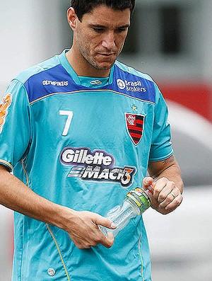 thiago neves flamengo (Foto: André Portugal/VIPCOMM)