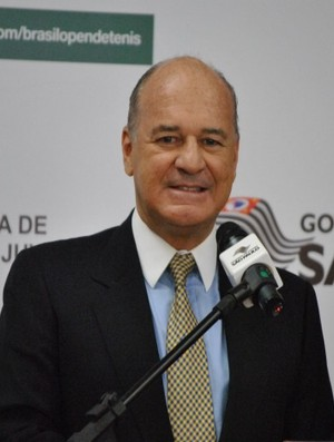 Luis Felipe Tavares tênis Brasil Open (Foto: João Gabriel Rodrigues / Globoesporte.com)