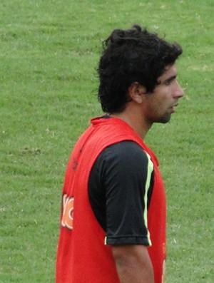 Guilherme no treino do Atlético-MG (Foto: Tarcísio Badaró / GLOBOESPORTE.COM)