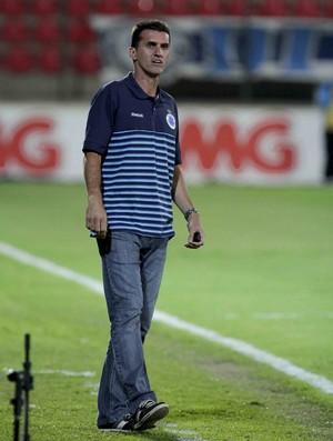 Vágner Mancini na partida entre Cruzeiro e São Paulo (Foto: Washington Alves/VIPCOMM)