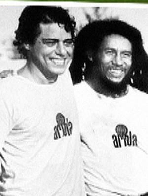 Bob Marley  Chico Buarque  Esporte Espetacular (Foto: Reprodução/TV Globo)