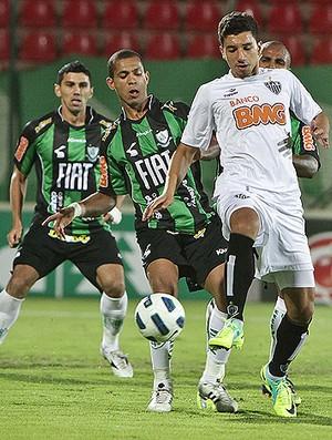 América-MG x atlético-mg (Foto: Bruno Cantini/Flick Atlético-MG)
