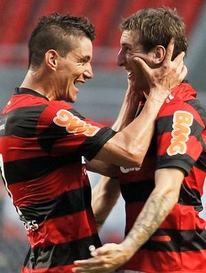 Bottinelli garantiu a Thiago Neves que faria o gol: 'Pode festejar'