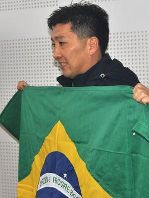 Hugo Hoyama Pan-Americano (Foto: Lydia Gismondi/Globoesporte.com)