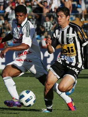 Osvaldo em jogo com o Palmeiras, no PV, pela Série A do Campeonato Brasileiro (Foto: Kiko Silva/Agência Diário)