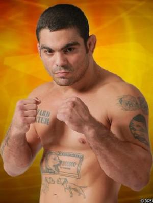Paulo Filho, lutador de MMA (Foto: divulgação)