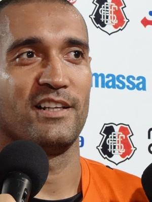 Fernando Gaúcho - Santa Cruz (Foto: Bruno Marinho/GloboEsporte.com)