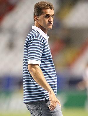 Vagner Mancini no jogo do Cruzeiro contra o Botafogo (Foto: Ag. Estado)