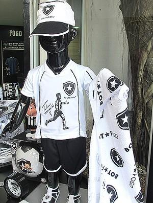 botafogo marketing (Foto: Thiago Fernandes/Globoesporte.com)