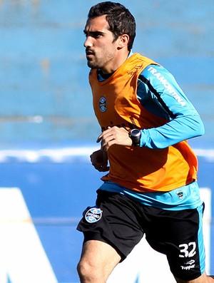 Treino do Grêmio -  Escudero (Foto: Wesley Santos/PressDigital)