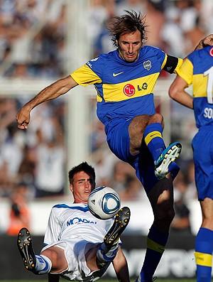 Rolando Schiavi Boca Juniors (Foto: Reuters)