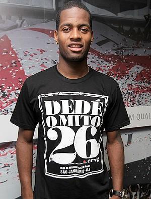 Camisas em homenagem a Dedé (Foto: Divulgação)