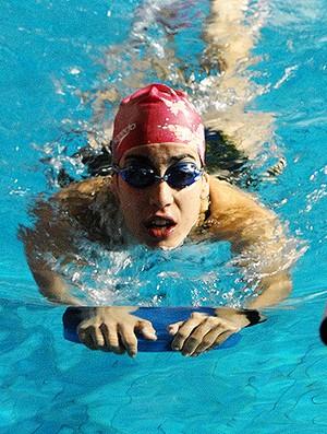 Regiane natação parapan (Foto: Luciana Vermell / CPB)