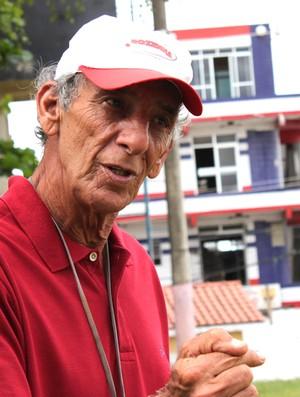 Principal responável pelas conquistas do São Raimundo (Foto: Anderson Silva)