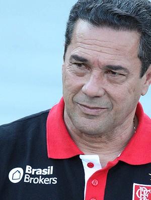 Luxemburgo Flamengo x Atlético-GO (Foto: Futura Press)