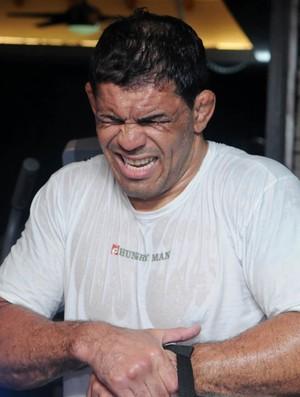 UFC Minotauro treino (Foto: André Durão / Globoesporte.com)