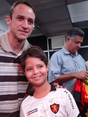 Magrão - Sport (Foto: Bruno Marinho/GloboEsporte.com)