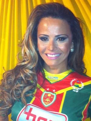 Viviane Araújo - Petrolina (Foto: Divulgação)