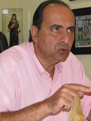 Alexandre Kalil  presidente do Atlético-MG (Foto: Fernando Martins/Globoesporte.com)