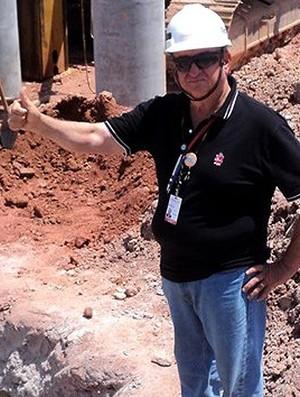 Amigo do lula nas obras do Itaquerão (Foto: Reprodução/Site da Fifa)