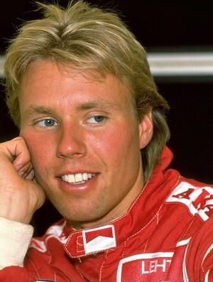 J.J. Lehto, ex-piloto de Fórmula 1 (Foto: Getty Images)