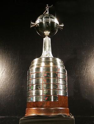 Taça Libertadores (Foto: Bruno Cantini / Globoesporte.com)