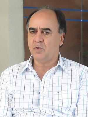 Marcelo Oliveira Coritiba (Foto: Ana Paula Moreira / Globoesporte.com)