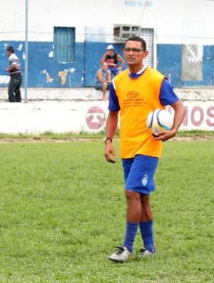 Técnico Sergio Duarte (Foto: Anderson Silva/Globoesporte.com)