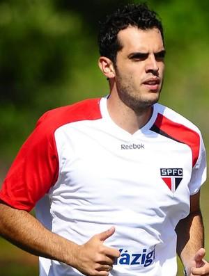 Rhodolfo, zagueiro do São Paulo (Foto: Marcos Ribolli / globoesporte.com)
