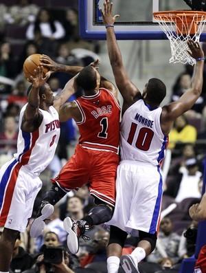 Derrick Rose, Chicago Bulls (Foto: AP)