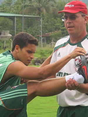 Jean Fluminense (Foto: Edgard Maciel / Globoesporte.com)