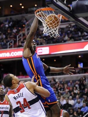 Amar'e Stoudemire, New Yor Knicks (Foto: AP)
