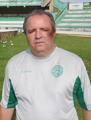 Vadão Guarani (Foto: Globoesporte.com)