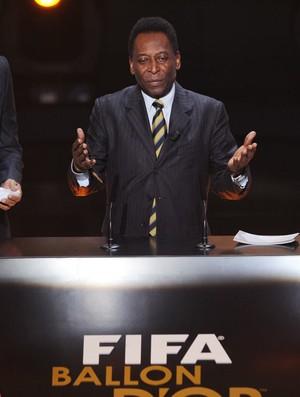 pelé gullit bola de ouro fifa (Foto: AFP)