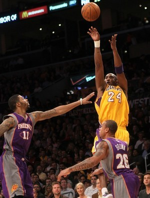 Kobe Bryant, Los Angeles Lakers (Foto: Getty Images)