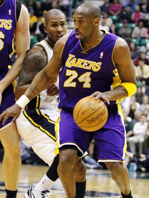 Kobe Bryant, Los Angeles Lakers (Foto: AP)