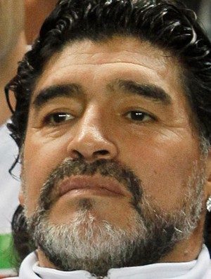 maradona (Foto: AP)
