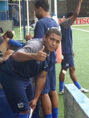 Anderson Pico São José (Foto: Tomás Hammes/GLOBOESPORTE.COM)